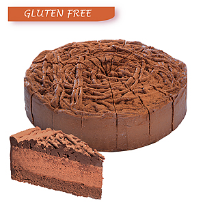 Pre Cut Murray Mousse & Mud Cake - Gluten Free