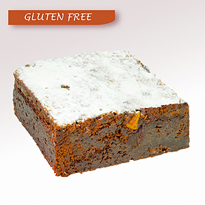 Gluten Free - Chocolate Brownie Slice