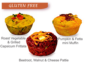 Gluten Free - Vegetarian Mixed Pack